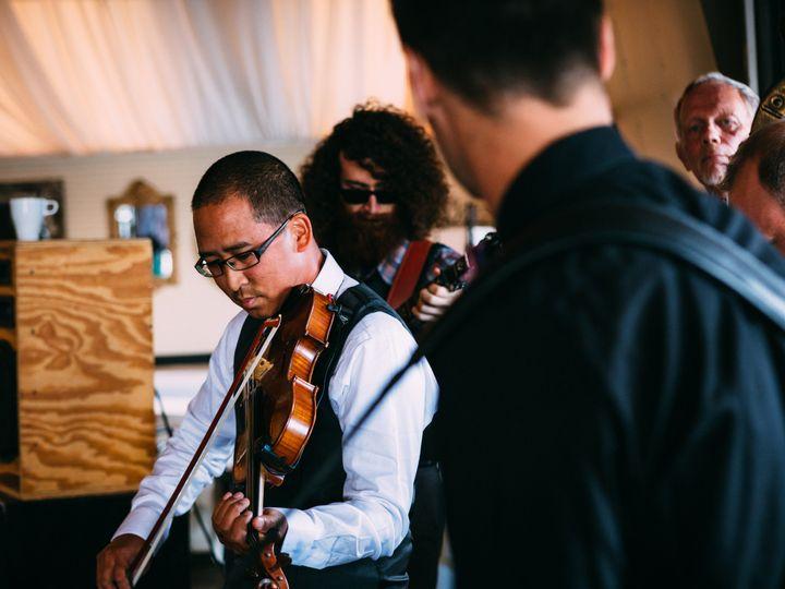 Tmx 1517446421 D354221410f70ec2 1517446418 Fd41f084c97f7fb6 1517446399477 5 RussMarcWedding 49 Seattle wedding band
