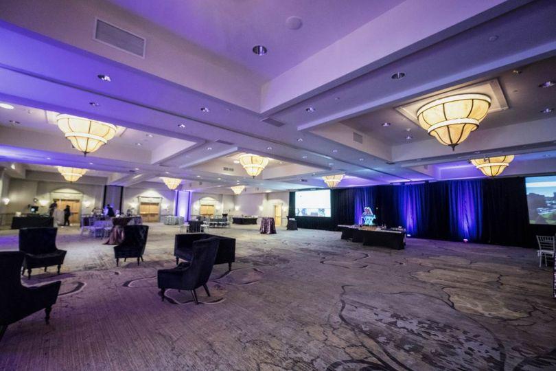 Our Grand Ballroom.