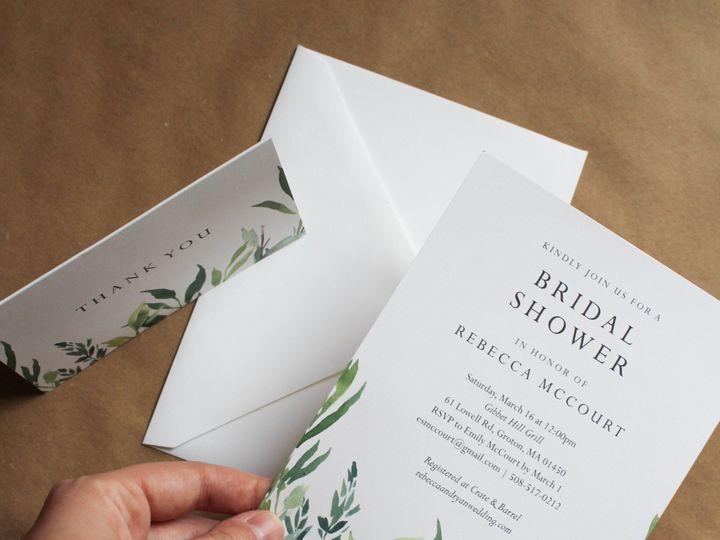 Tmx Bridal Shower Invites 51 1949247 158397268358586 Hoboken, NJ wedding invitation