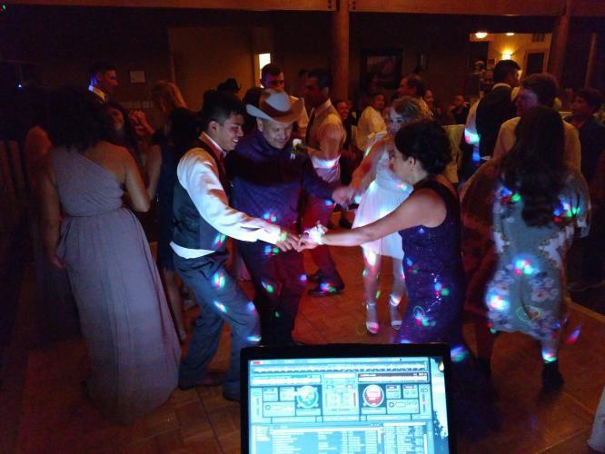 Latin Wedding Fun
