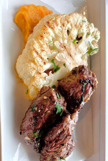 Steak Tips Entree