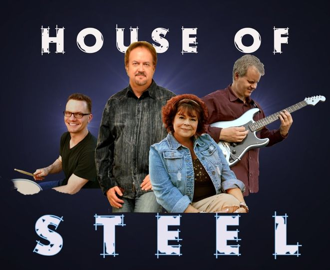 House Of Steel is a versitile group of award winning musicians. The core of the band is Mike & T...