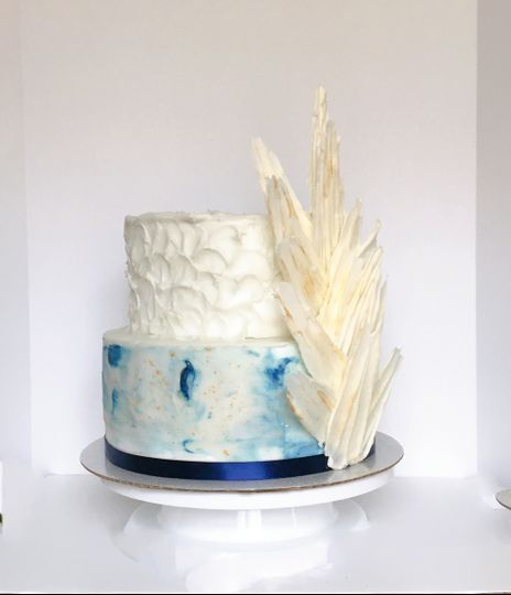 Contemporary cake design
