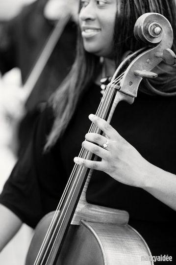 Cellist Copyright 2009 Divisi Strings