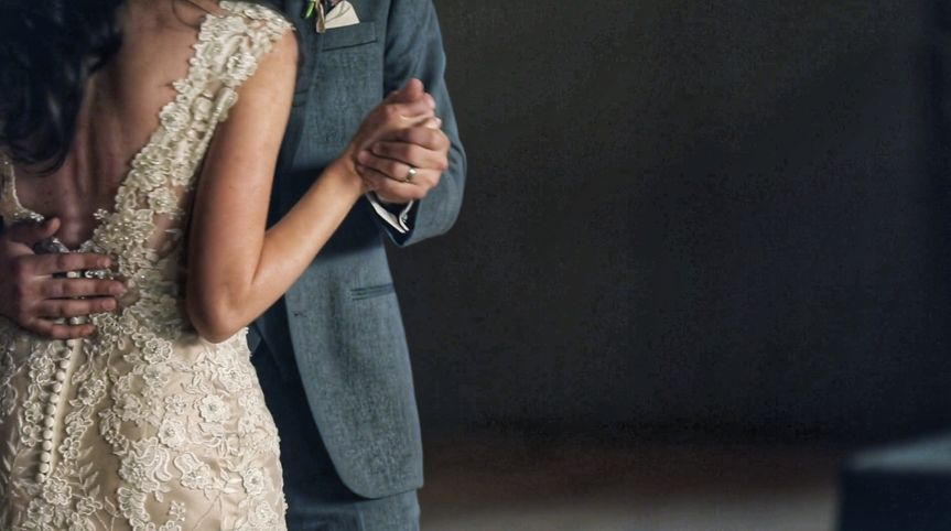 First dance is always special