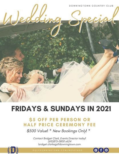 2021 Wedding Speical!