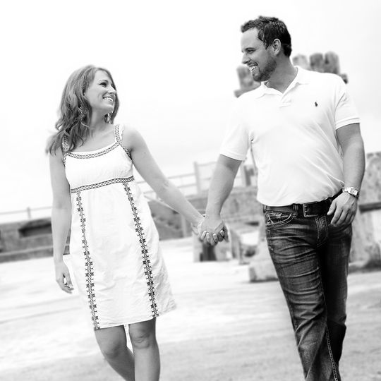 Fortress engagement photo