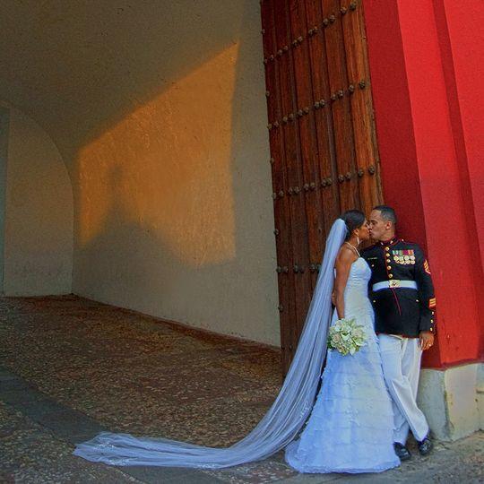 Red door romance