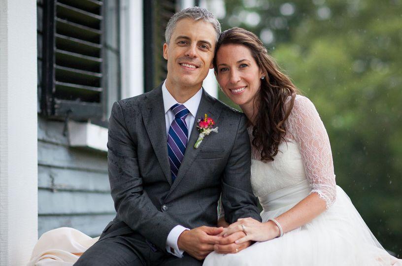 codman estate pen pal wedding portrait
