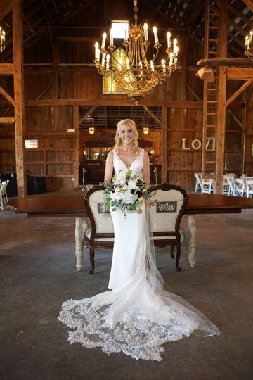 Breathtaking Bride!