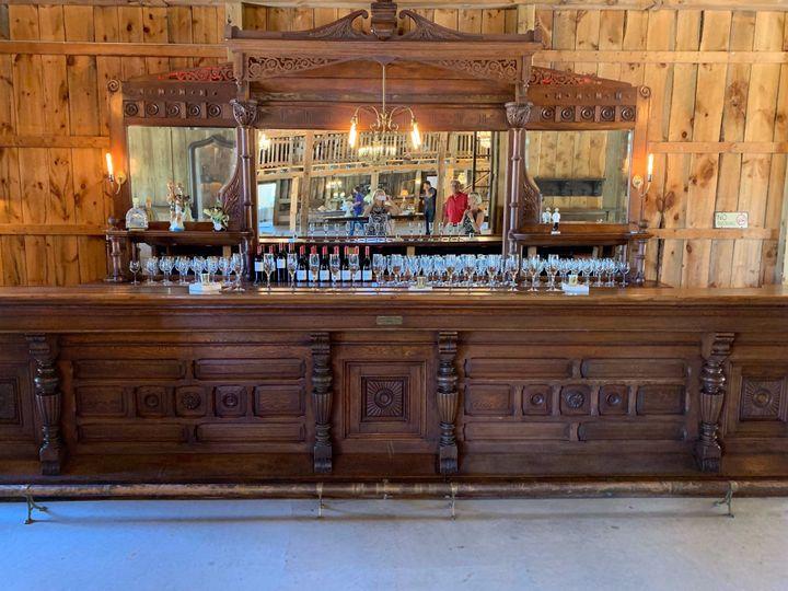 Capone's Bar.