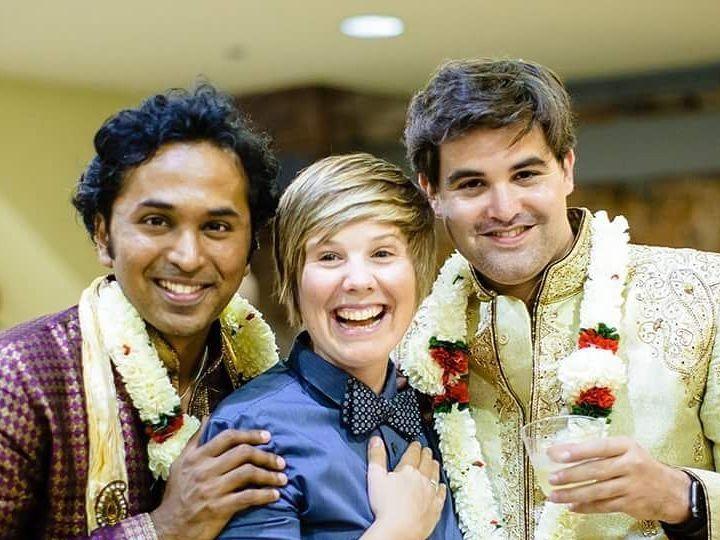 Tmx 1449509241840 Nadav  Vidhya San Francisco, CA wedding officiant