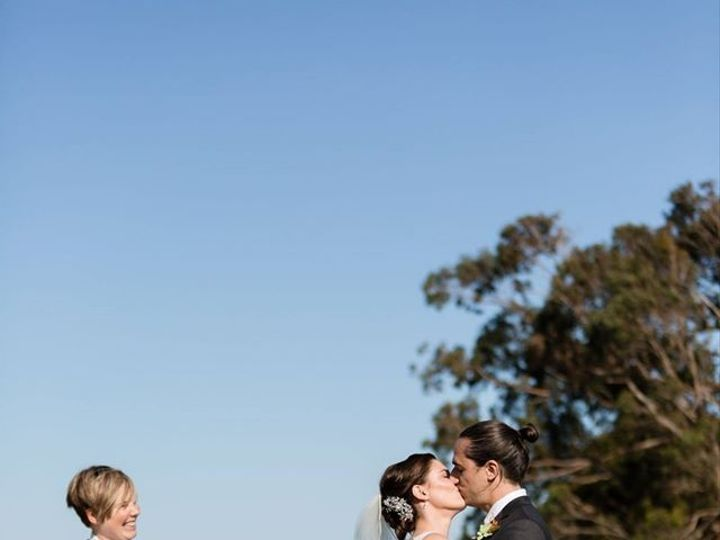 Tmx 1476750960398 Molly  Andy First Kiss San Francisco, CA wedding officiant