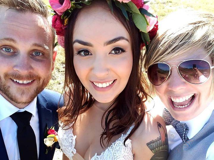 Tmx Fun Selfie 51 644347 San Francisco, CA wedding officiant