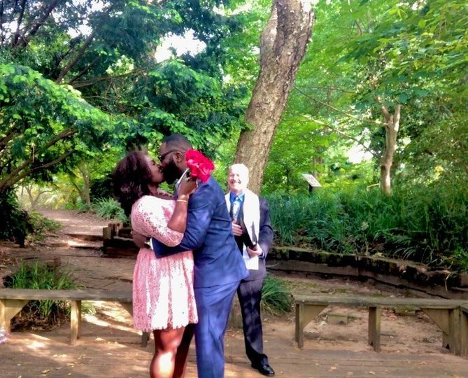 Beautiful, Intimate Ceremony