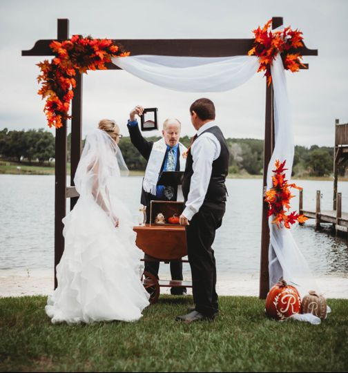 Make your ceremony special!