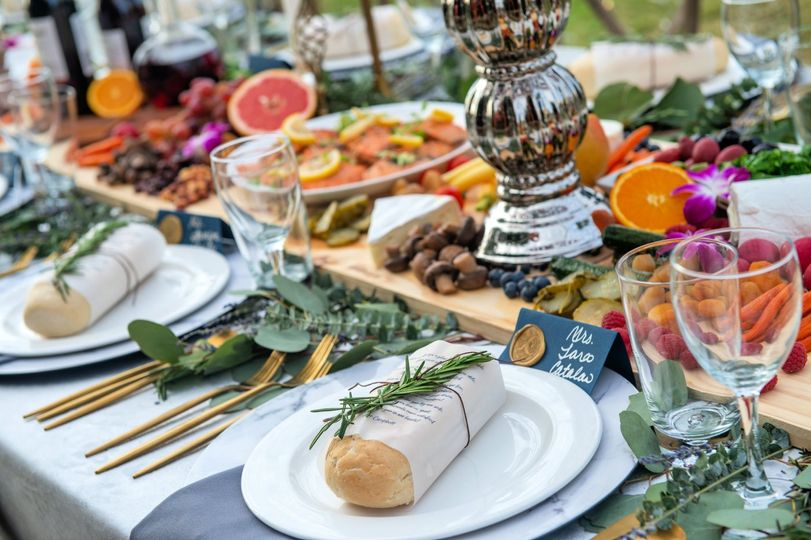Modern Events Catering