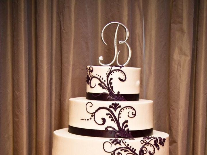 Tmx 1339466545411 JessicaJustin298 Escondido wedding cake