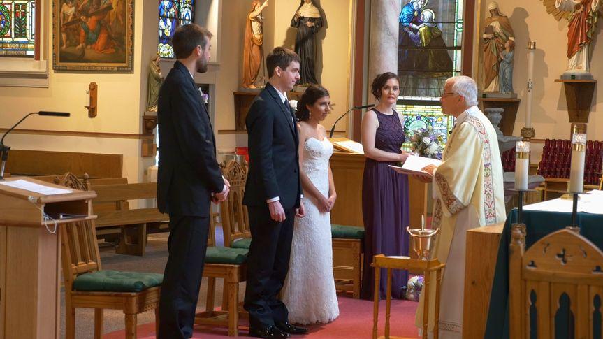 Church Wedding 2018