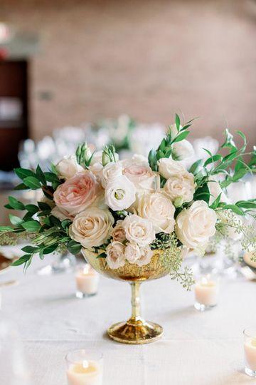Indigo Floral