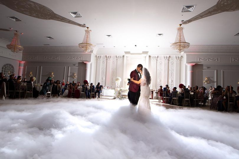 DANCING ON CLOUDS