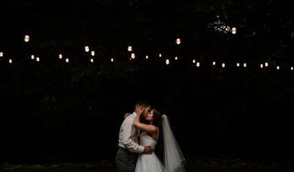 The wedding of Devon and Matthew