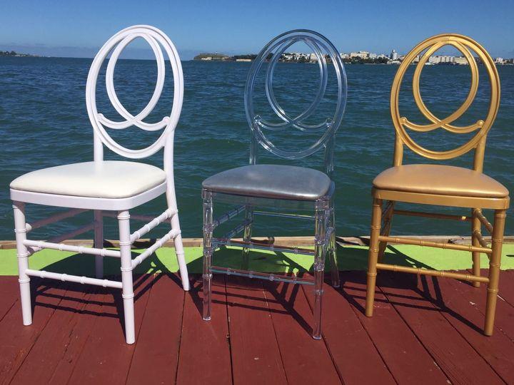 Phoenix chairs