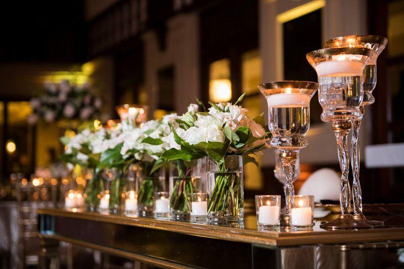 Casa de España Wedding