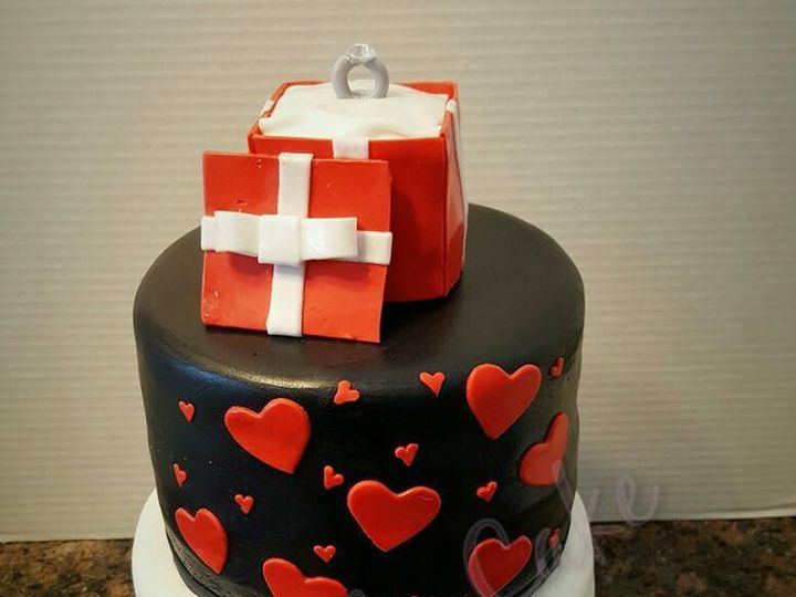 Tmx 16832250 1449113108440350 3769138932975629654 N 51 496347 Wappingers Falls, NY wedding cake