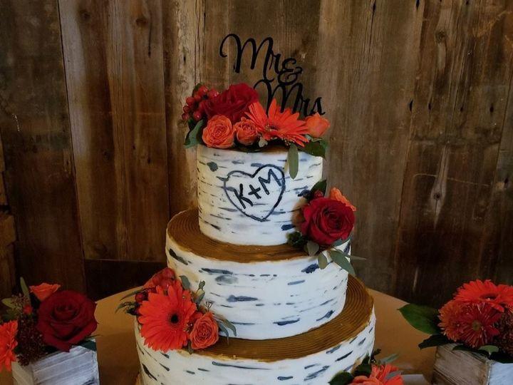 Tmx 43952085 10156692694074399 1914366257830821888 N 51 496347 Wappingers Falls, NY wedding cake