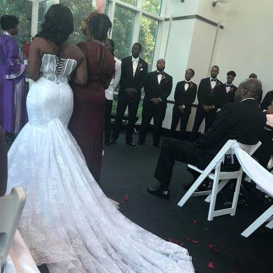 Bride Taekia