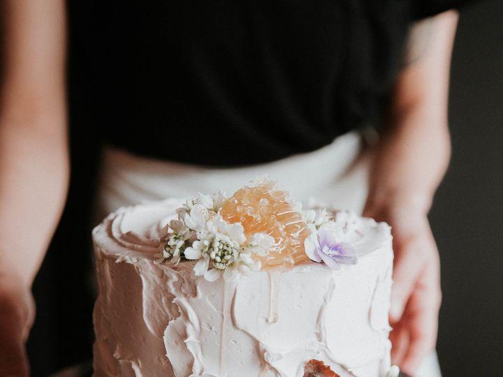 Tmx 1507680534626 Gatheredconfections 4 Bellingham wedding cake