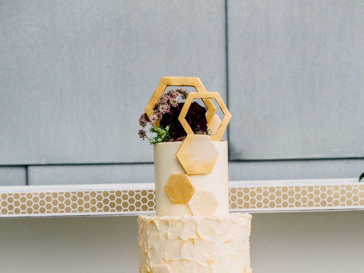 Tmx 1507680828292 Bellwether Hotel Bellingham Wedding Photographer K Bellingham wedding cake