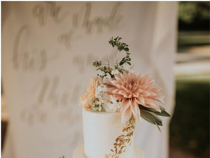 Tmx 1507681479970 Shelby And Andrew Lairmont Manor Wedding Bellingha Bellingham wedding cake