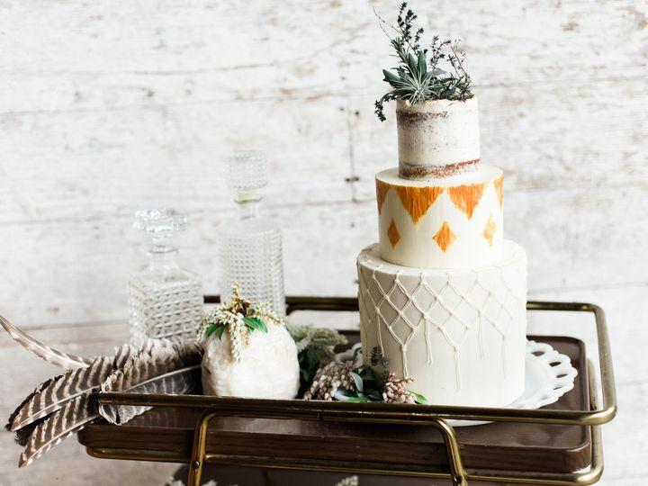 Tmx 1507681959293 Img3491 Bellingham wedding cake