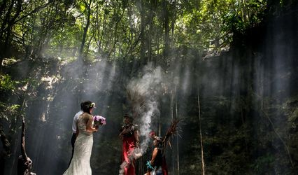 Ancestral Mayan Weddings 1