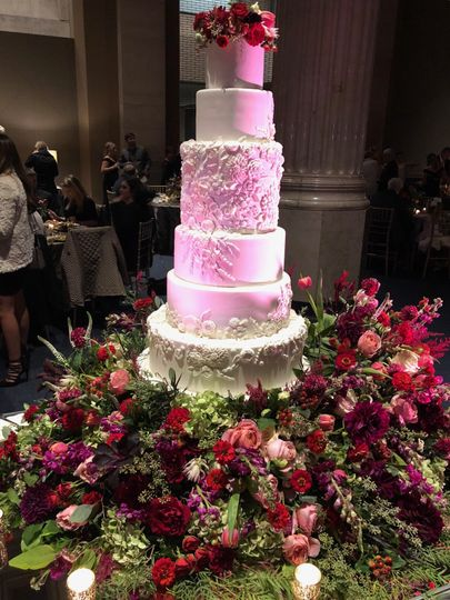 Amazing Cake and Floral Design