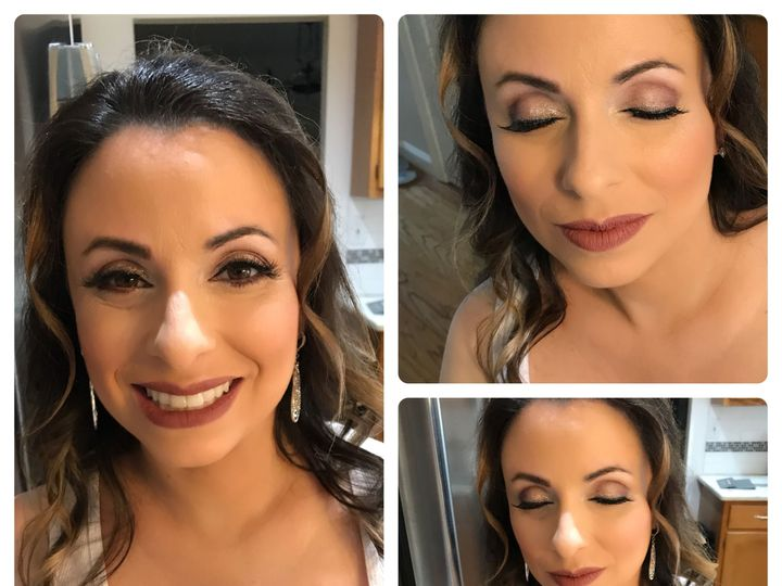 Tmx 1530210218 F5e01fa937f08da7 1530210211 20ae3084472fda92 1530210201590 1 Brushed Mua 1 Long Branch, NJ wedding beauty