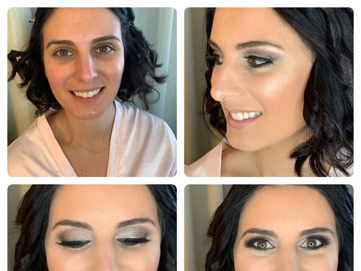 Tmx Bridal32 51 979347 V1 Long Branch, NJ wedding beauty