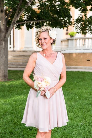 Bridal Party Posie