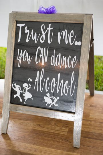 Funny Cute Sign