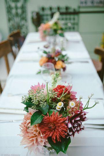 sustainable flowers juliette brooklyn