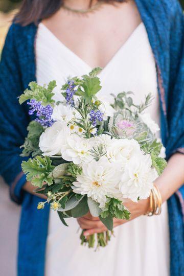 local flower bouquet ilana nybg