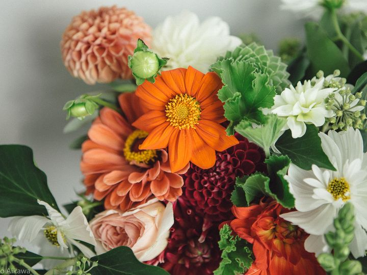 Tmx 1449843951229 Fall Local Flowers Brooklyn Juliette Brooklyn, NY wedding florist