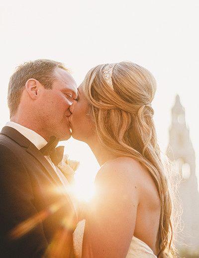 A wedding in San Diego