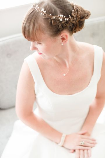 Bridal details