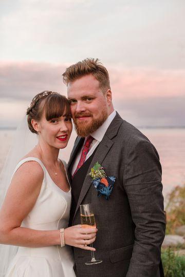 A wedding in Sweden