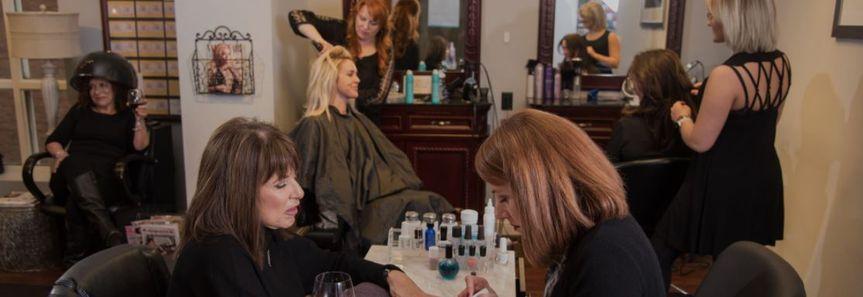 In-salon treatments