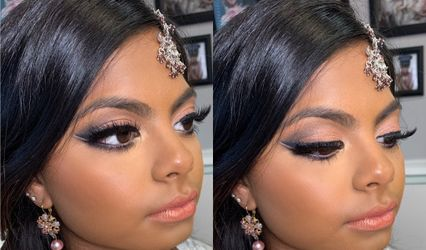 Chanel J Makeup