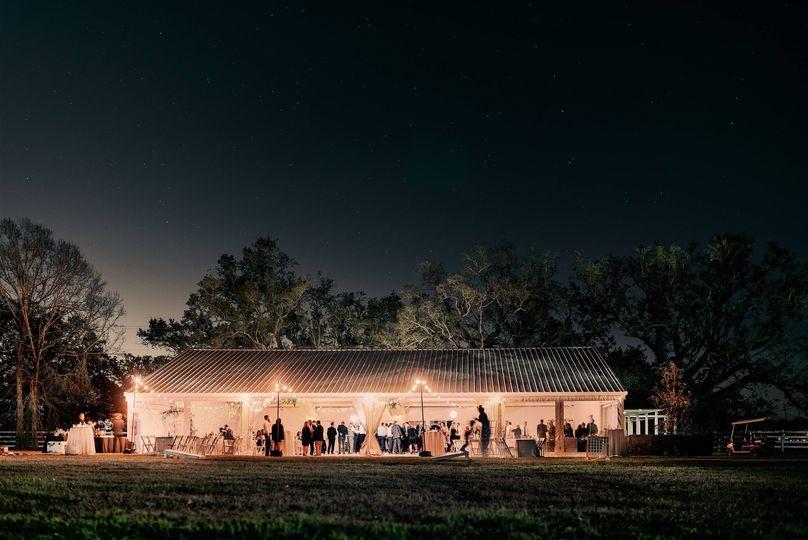 Harold Pavilion Exterior